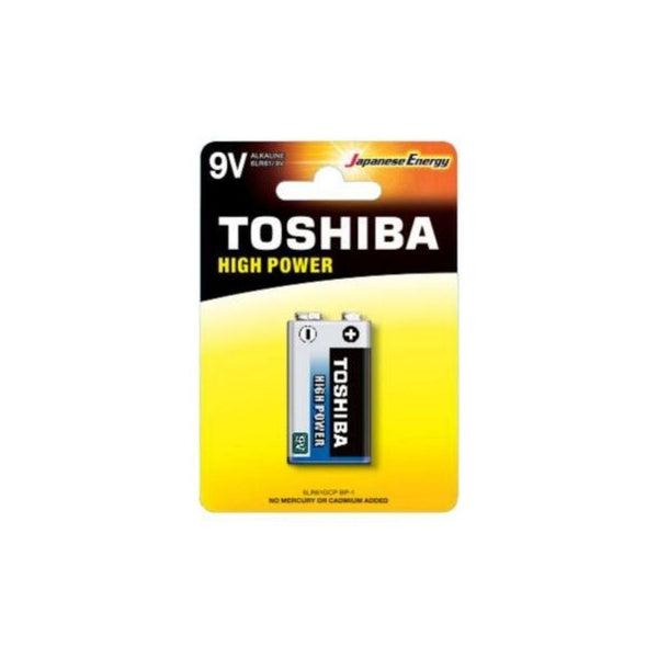 بطارية توشيبا Toshiba battery +9V