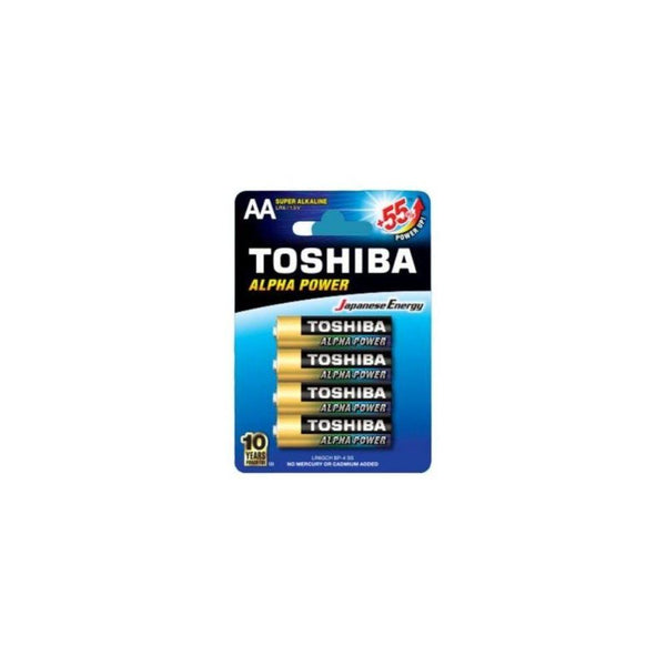بطارية توشيبا Toshiba battery (AA) 55+ 4
