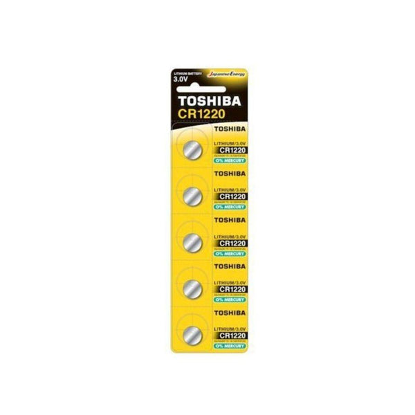 بطارية توشيبا Toshiba battery CR1216*5