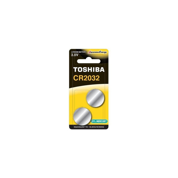 بطارية توشيبا Toshiba battery CR2032*2
