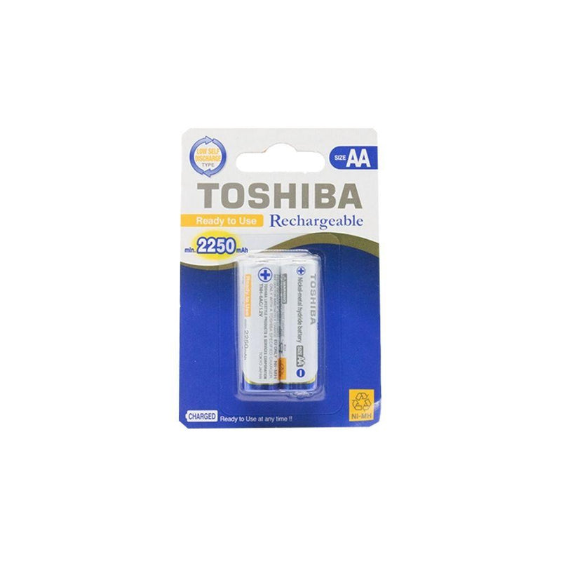 بطارية توشيبا Toshiba battery AA*2 (10)
