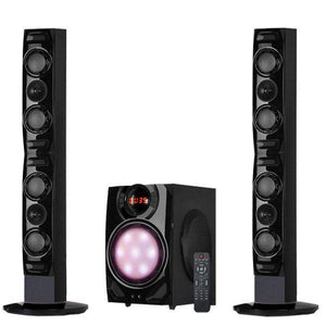 مسرح منزلي اليكتاElekta 2.1Ch Home Theater with Remote Control And Flash Light 7920