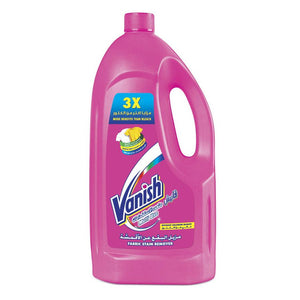 فانيش سائل للألوان والبيض Vanish Liquid for Colors & Whites 900ml