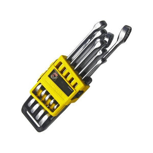 سيت مفك براغي ميترك كومبنيشن ستانلي STANLEY Combination Metric Wrench Set