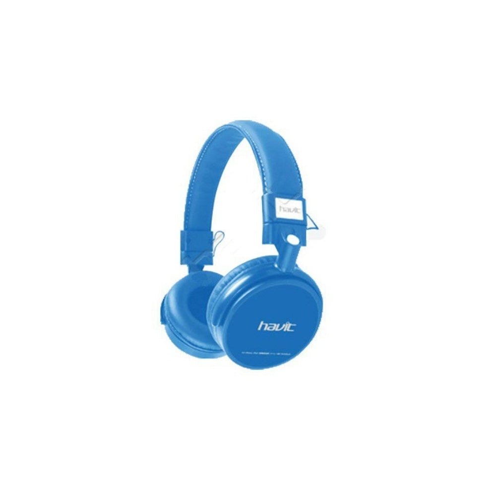 سماعات راس هافيت ‎Havit Head Phone H2098D