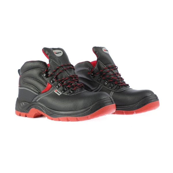 حذاء سلامة عالي سينيور وورث WURTH Senior High Safety Shoes
