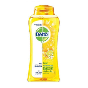 ديتول غسول الجسم    Dettol Fresh Anti-Bacterial Body wash 250ml