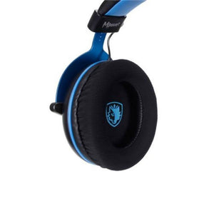 سماعة ألعاب سادز SADES Mpower multi platform gaming headset SA-723