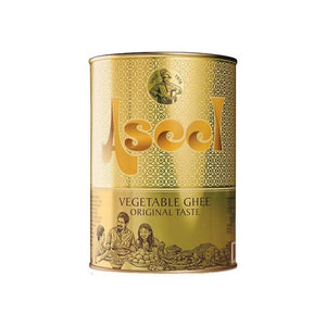 سمن نباتي اصيل Aseel Vegetable Ghee