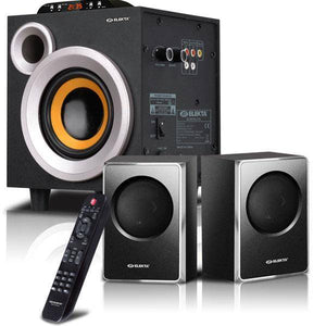 مسرح منزلي اليكتا Elekta 2.1 Ch Home Theater with USB, SD, FM Stereo 2113
