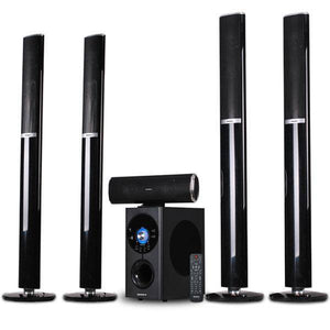 مسرح منزلي اليكتا Elekta 5.1Ch Home Theater with Remote Control 7900