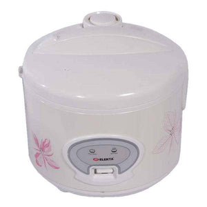 طباخ الارز اليكتا Elekta Rice Cooker with Steamer 184MKII