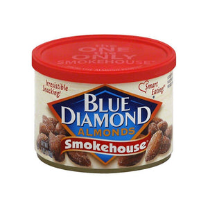 لوز بلو دايموند blue diamond almonds smokehouse