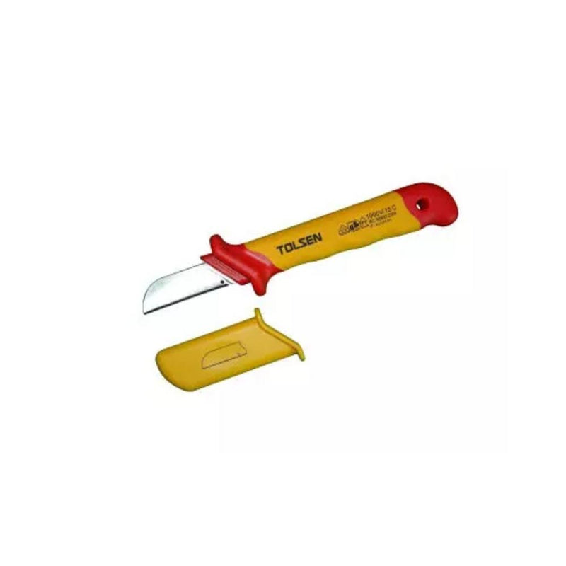 سكين تولسن Tolsen Insulated cable knife