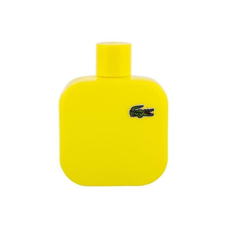عطر اودو لاكوست الاصفر من لاكوست Eau De Lacoste L.12.12 Yellow by Lacoste for Men