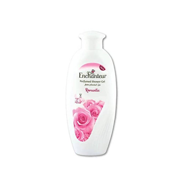 جل استحمام رومانتك انشانتر ENCHANTEUR Romantic Perfumed Shower Gel