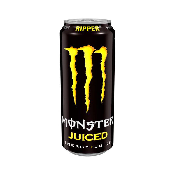 مشروب طاقة مونستر رايبر Monster Energy Drink Juiced Ripper