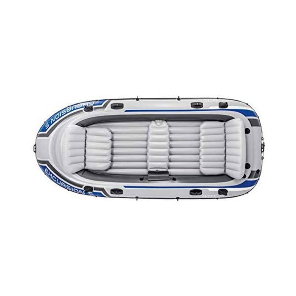 زورق قابل للنفخ انتكس Intex Excursion 5 Inflatable Raft Set 68325
