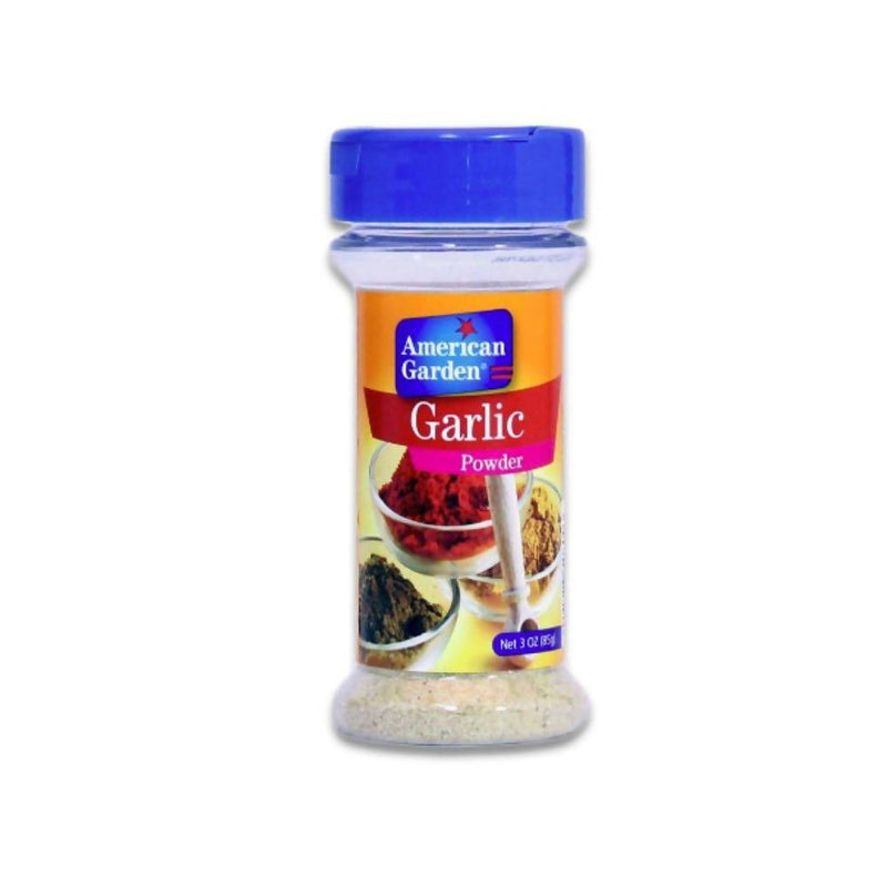ثوم مطحون اميريكان جاردن american garden garlic powder spices qwsa