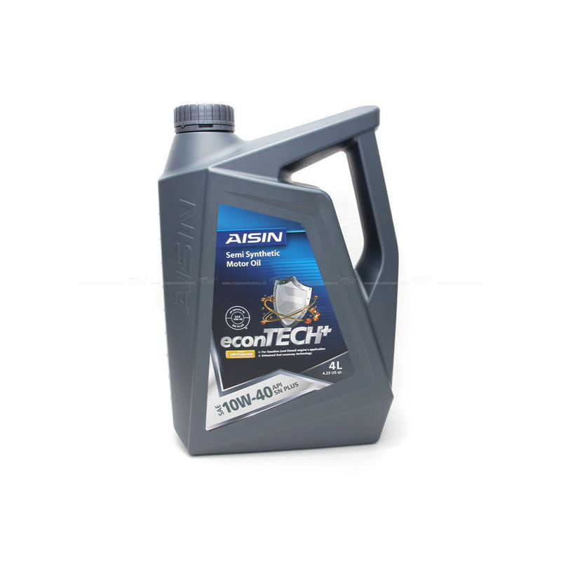 زيت محرك ايسن Aisin engine oil 10W-40 SN PLUS
