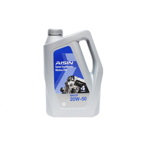 زيت محرك ايسن Aisin engine oil 20W-50 SN PLUS
