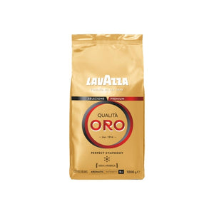 قهوة أورو كوالتي لافازا Lavazza Qualita Oro Coffee