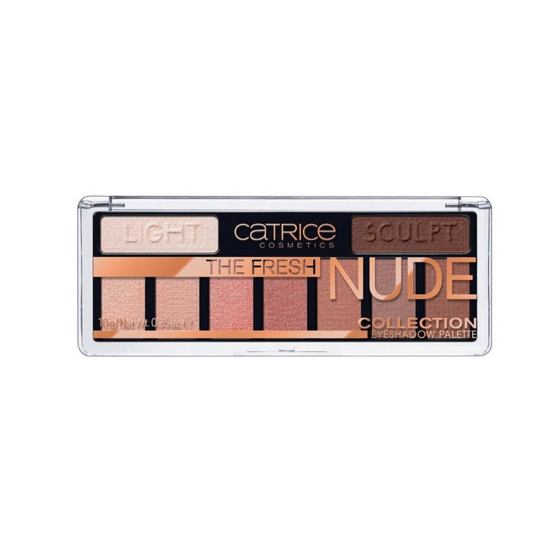 باليت ظلال العيون كاتريس Catrice The Fresh Nude Collection Eyeshadow Palette