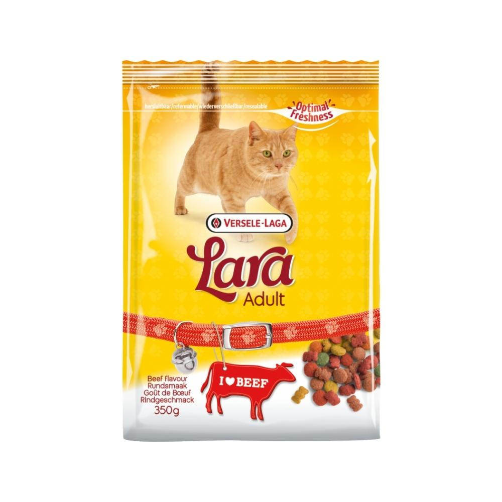 طعام قطط  لحم البقر لارا Lara Food for beef cats