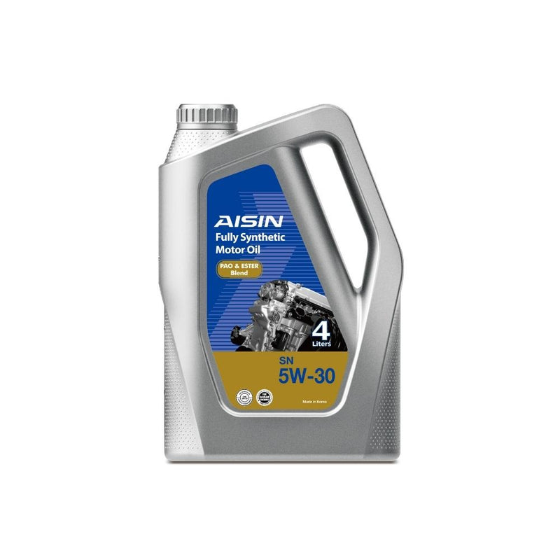 زيت محرك ايسن Aisin engine oil 5W-30 SN PLUS