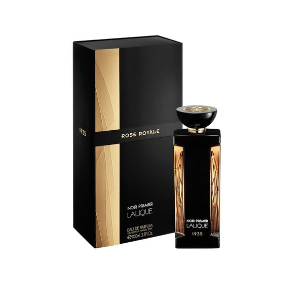 عطر بريمير روز رويال 1935 عطر للجنسين او دي بارفان لاليك نوير Lalique Noir Premier Rose Royale 1935 Perfume For Unisex 100ml EDP