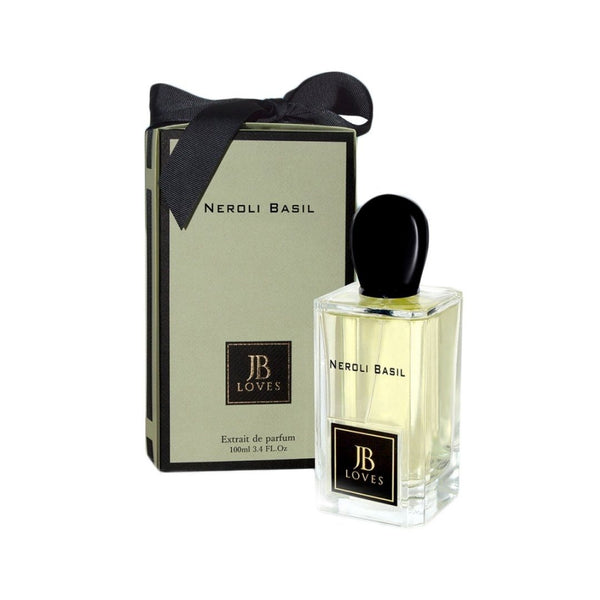 عطر نيرولي بازل اي دي برفان  لكلا الجنسين من جي بي لوفز GB Loves Neroli Basil for Unisex by