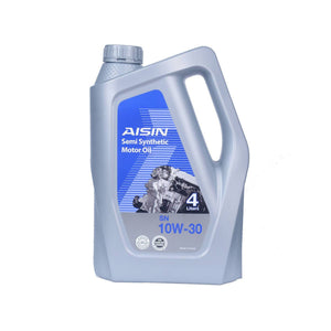 زيت محرك ايسن Aisin engine oil 10W-30 SN PLUS