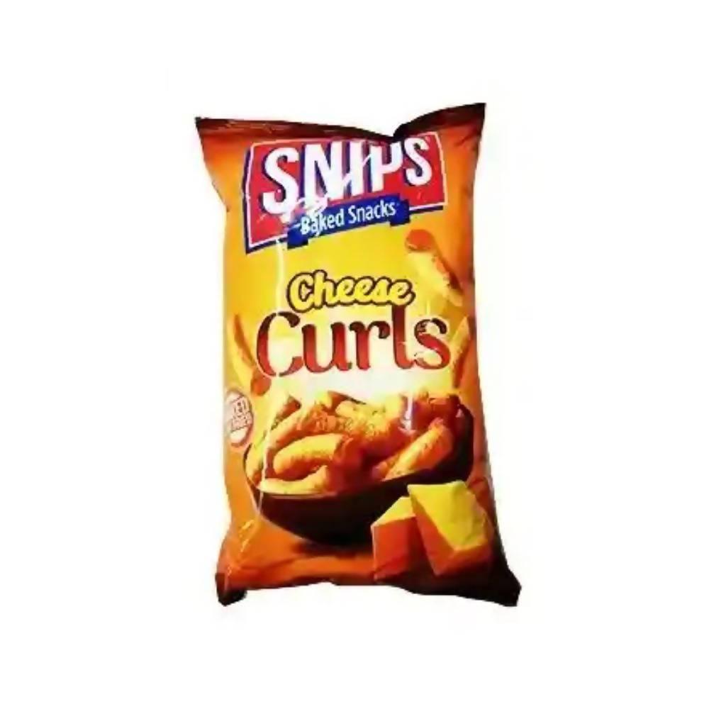 شيبس سنبس بالجبنة snips cheese curles chips