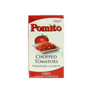 صلصة طماطة مقطعة بوميتو pomito chopped tomatoes