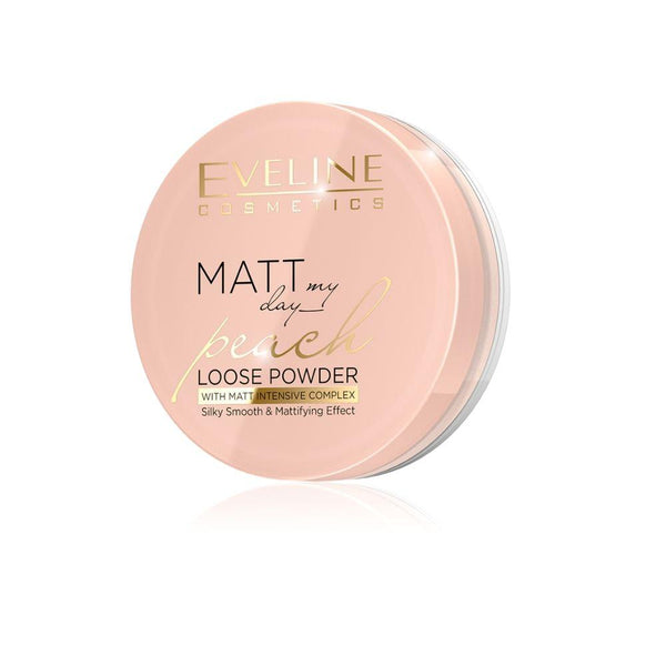 ايفلين لوس باودر مات يومي  EVELINE MATT MY DAY LOOSE POWDER