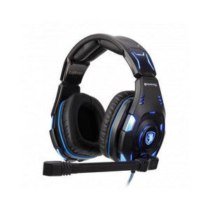هيد سيت سادز SADES Gaming Headset Knight Pro Sa907Pro stereo sound 7.1 USB for PC