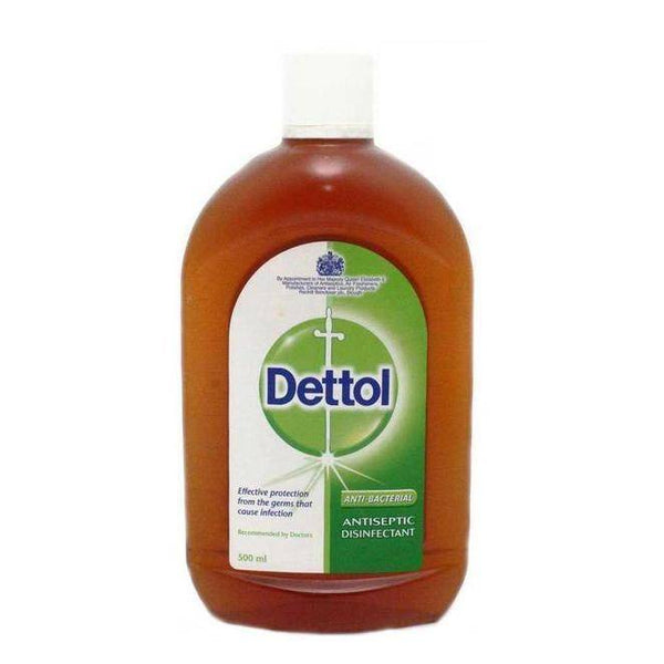 سائل ديتول مطهر عام   Dettol Antiseptic Disinfectant Liquid 500 ml