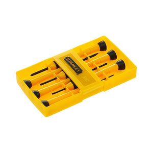 سيت مفك براغي دقيق ستانلي STANLEY Precision Instrument Set