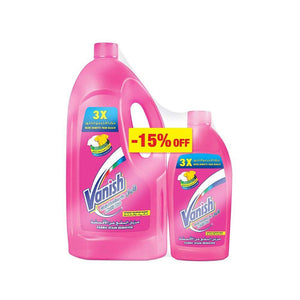 فانيش مزيل البقع  1.8 لتر + 500 مل Vanish Stain Remover for Whites