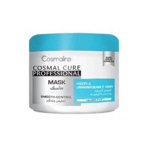 حمام زيتي للشعر المجعد Cosmal Cure Professional Smooth Control Mask
