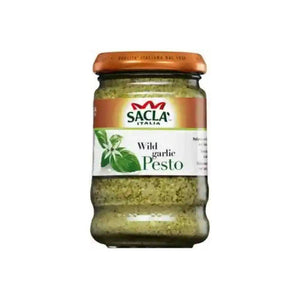 صلصلة ثوم بيستو ساكلا Sauce garlic pesto sacla