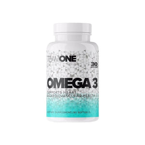 أوميغا 3 نيتريشن تيم ون TEAM ONE Nutrition Omega 3