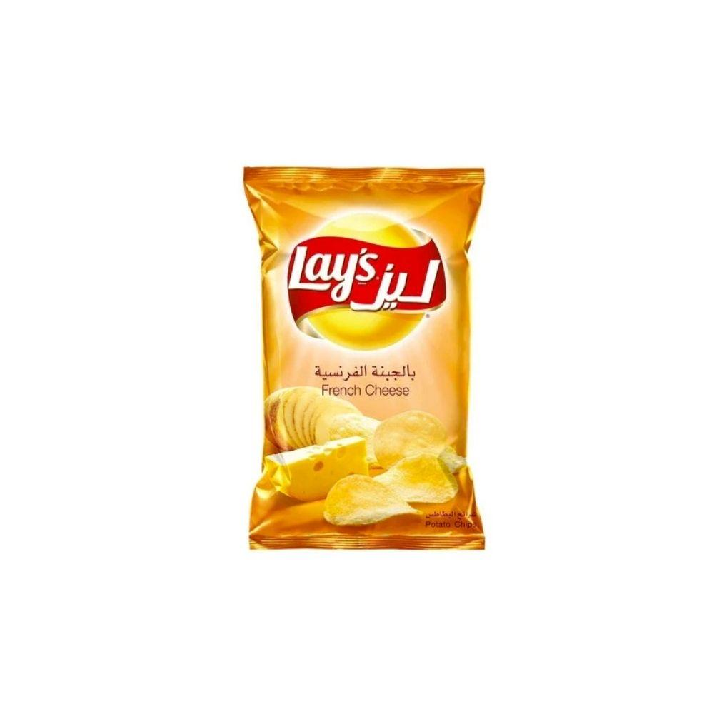 شيبس ليز بالجبن LAY'S French Cheese Chips