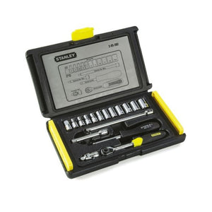 سيت لقم مايكرو توج ستانلي STANLEY Micro Tough Socket Set