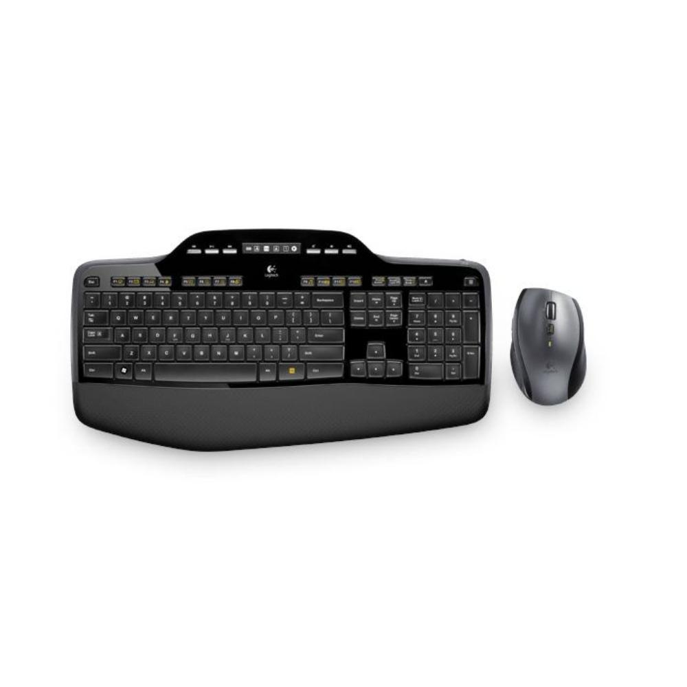 ماوس وكيبورد لاسلكي لوجيتك Logitech Wireless Mouse and keyboard MK710