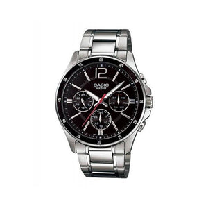 كاسيو ساعة رجالية Casio Dress Watch For Men MTP1374D1AVDF