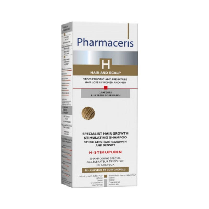 شامبو فارميسيز pharmaceris hair and scalp shampoo