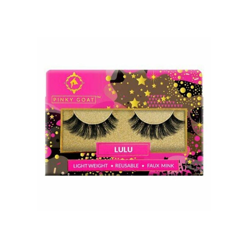 رموش بنكي كوت PINKY Goat Eye Lashes