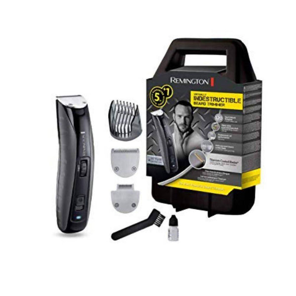 ماكنة حلاقة رجالية مع طقم ادوات Remington MB4850 Virtually Trimmer Kit Beard Kit Beard Trimmer