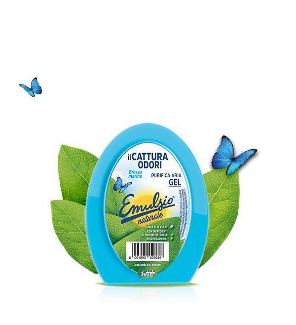 مزيل رائحه ومعطر سوتر Gel Air Freshener Sutter